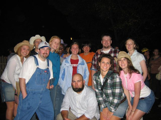 BCM Barn Party CSC Group